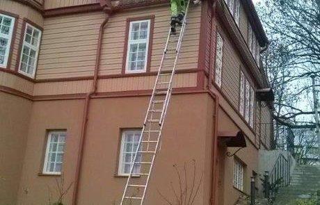 Rennide puhastus Pärnus ja Pärnumaal