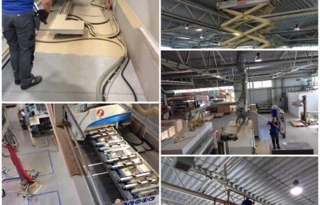 Tootmishoone suurpuhastus Pärnus ja Pärnumaal