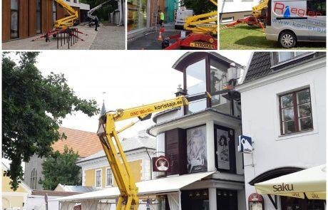 puhastusteenused koristusteenused heakorrateenused Pärnus ja Pärnumaal