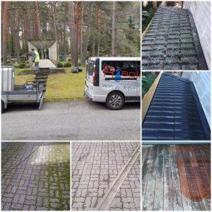 Survepesu katused terrassiduunikivi Pärnus ja Pärnumaal