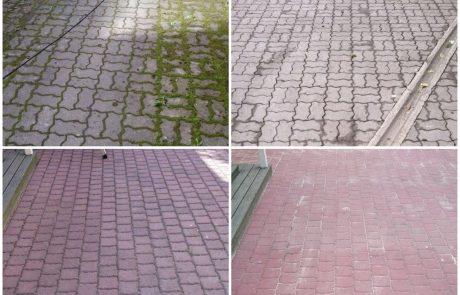 Uunikivi puhastus samblikutõrje Pärnus ja Pärnumaal