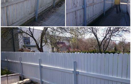 aedade korrastus/parandus, survepesu, värvimine Pärnus